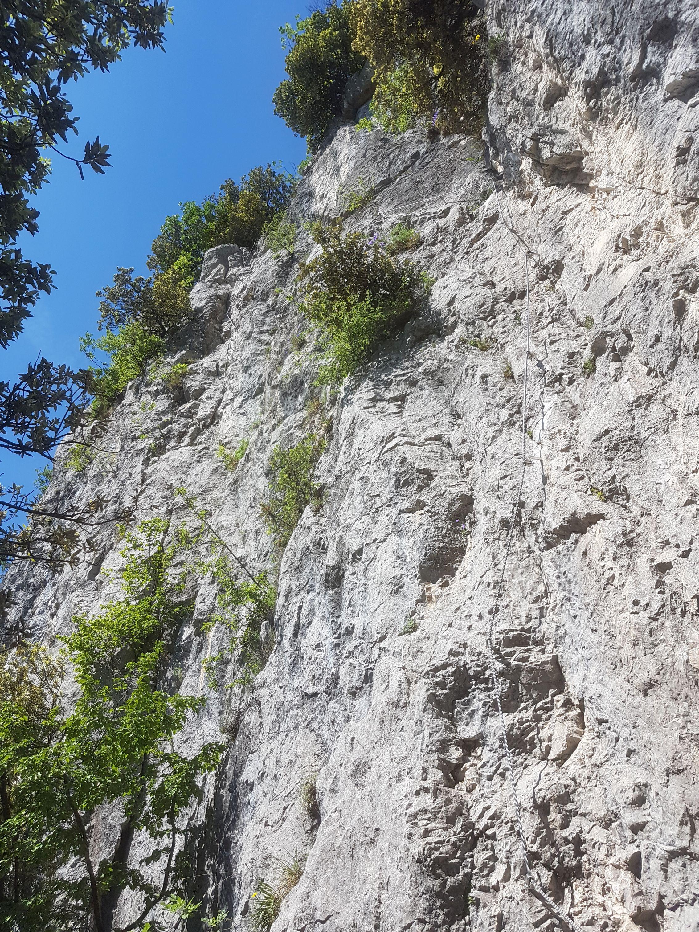 Klettersteige Gardasee : Klettersteige am gardasee